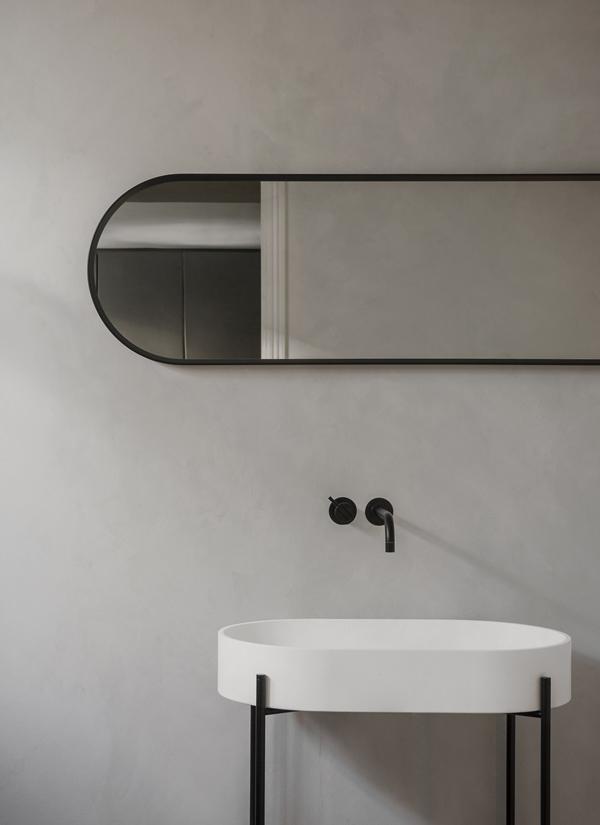 MENU - Norm Oval Mirror