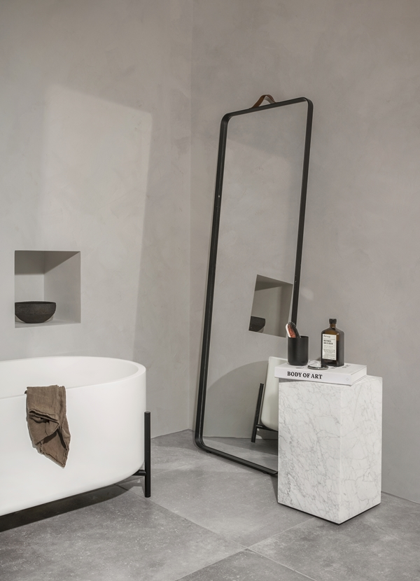 MENU - Plinth Norm Floor Mirror