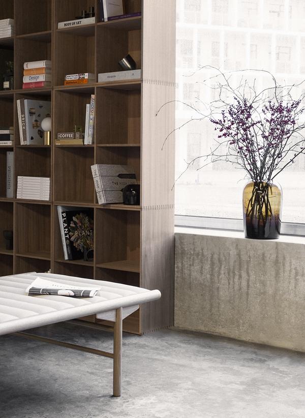 MENU - Troll Vase Align Daybed