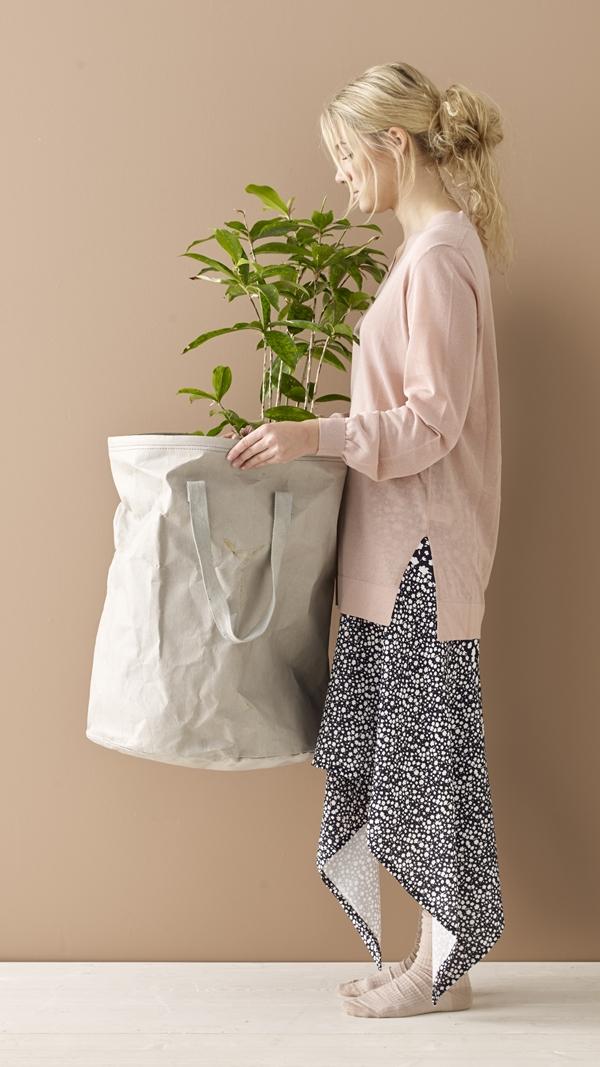 Photo: Hemkampanj Cozy v3 Launch: 2018-3 AD: Lena Photo planning: 2017-11-09 - 2017-11-17 Search term: 18_Q1_1_HEM Image name: AEXG Image content: 1506863-02 Washable Paper Laundry Sunna