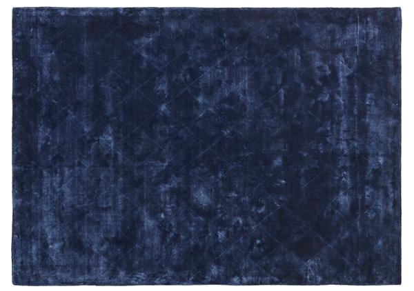 Chhhatwal and Jonsson carpet Baga handtufted in tencel 170x240 blue 7995sek