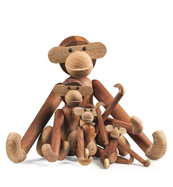 Monkey, mini (6)