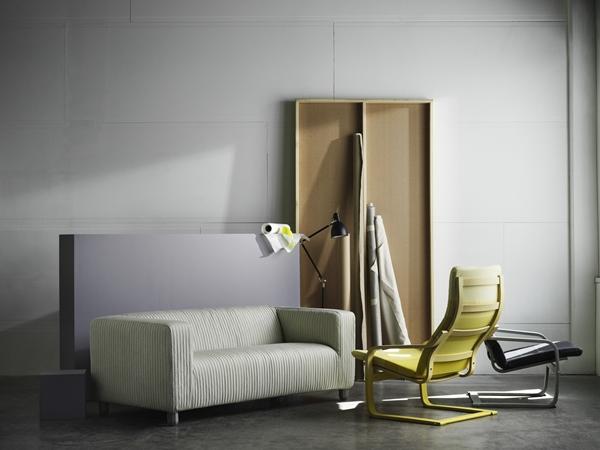 IKEA_LYSKRAFT_KLIPPAN_soffa_LYCKEBYN_beige_POANG_fatolj_LYSKRAFT_plyma_gul_PH155317