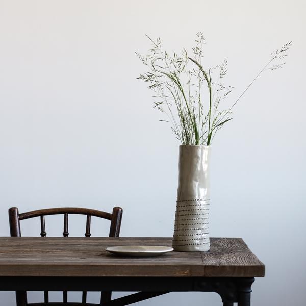 Lille vase green