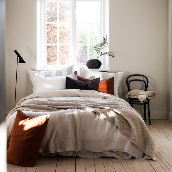 Linen warm grey