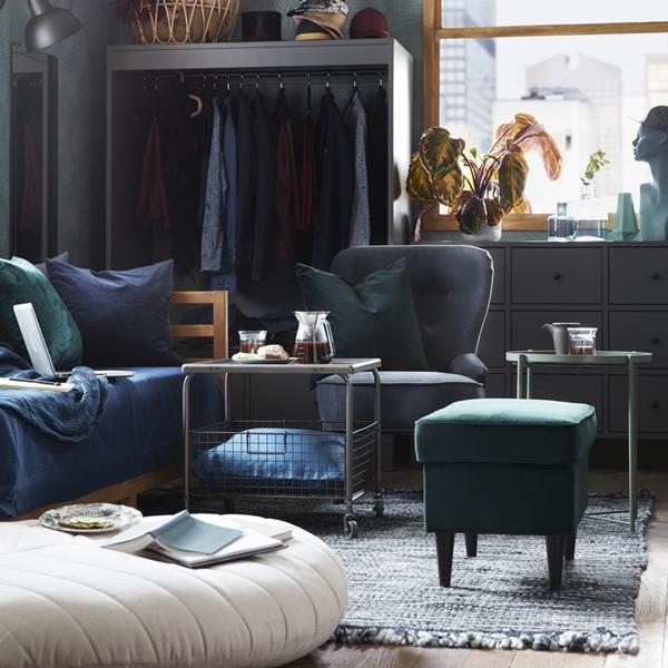 IKEA_BRYGGJA_oppen_garderob_120x173cm_1795kr_morkgra_PH155370