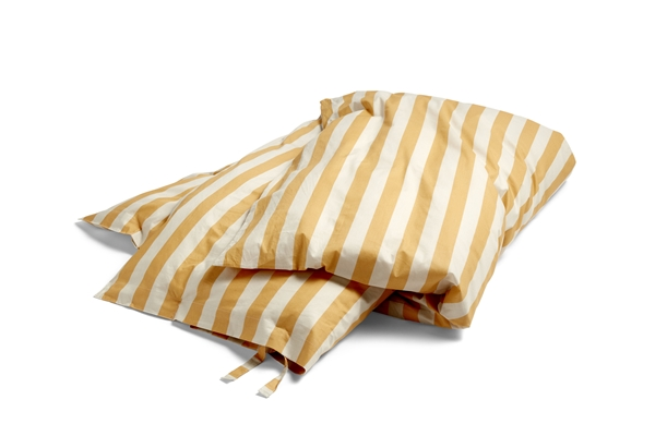Été Duvet Cover 140x200 warm yellow_WB