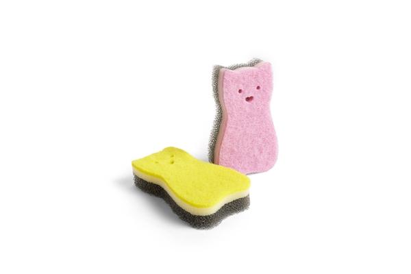 Kitty Sponge family_WB