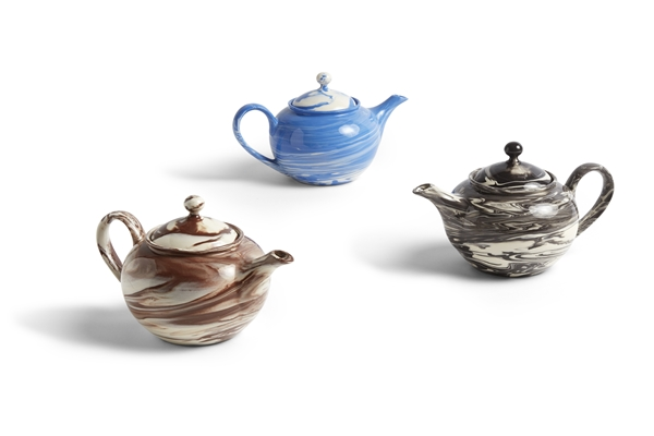 Marbled Teapot model_WB