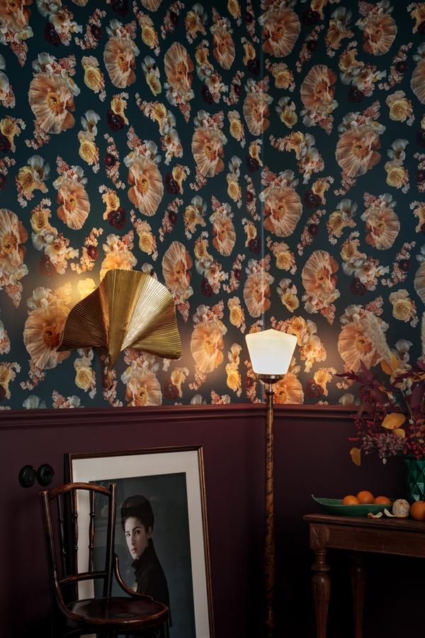 Pompadour Poppys 1