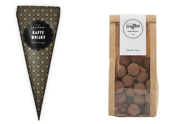 kaffe whisky chokladtryfflar